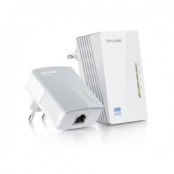 TP-LINK WPA4220KIT 300MBPS AV500  WiFi POWERLINE EXTENDER STARTER KIT